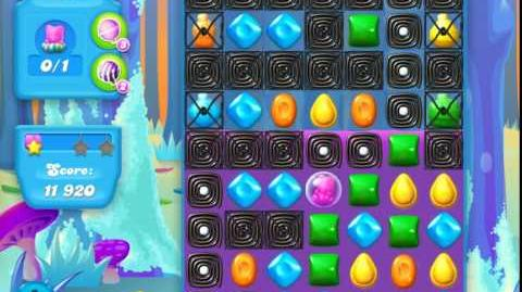 Candy Crush Soda Saga Level 150 (3rd version, 3 Stars)