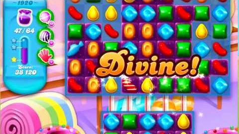 Candy Crush Soda Saga Level 1920 ***