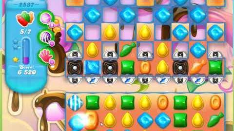 Candy Crush Soda Saga Level 2537 ***