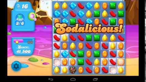 Candy Crush Soda Saga Level 35 - 3 Star Walkthrough