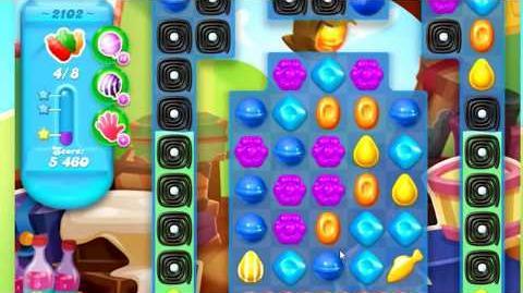 Candy Crush Soda Saga Level 2102 ***