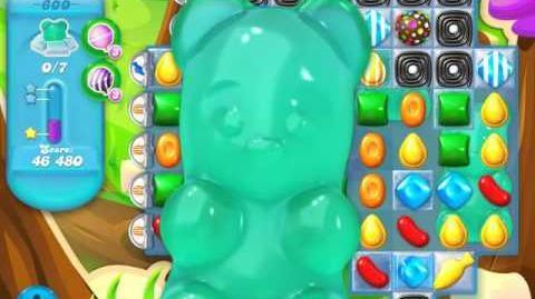 Candy Crush Soda Saga Level 600 (3 Stars)