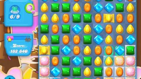 Candy Crush Soda Saga Level 73-0