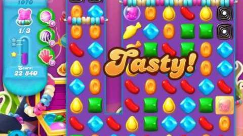 Candy Crush Soda Saga Level 1070 (2nd buffed)