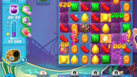 Candy Crush Soda Saga Level 1098 (3 Stars)