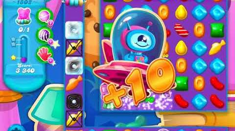 Candy Crush Soda Saga Level 1802 (3 Stars)