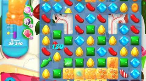 Candy Crush Soda Saga Level 822 (3 Stars)
