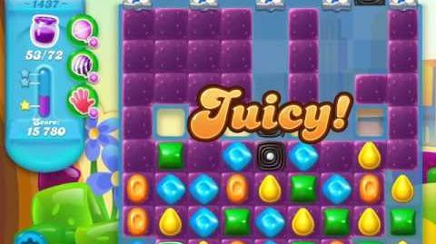 Candy Crush Soda Saga Level 1437