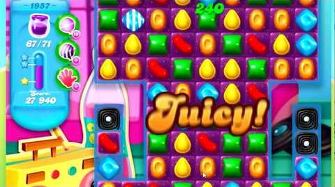 Candy Crush Soda Saga Level 1957 ***