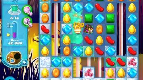 Candy Crush Soda Saga Level 475 (3 Stars)