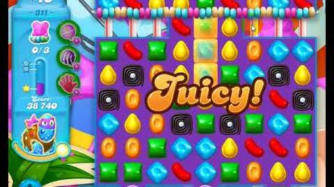 Candy Crush Friends Group SODA Level 311 NO BOOSTERS 2Stars