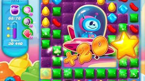Candy Crush Soda Saga Level 1814 (3 Stars)