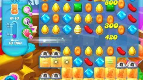 Candy Crush Soda Saga Level 1030 (2nd buffed)