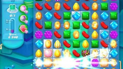 Candy Crush Soda Saga Level 48 (3rd version, 3 Stars)