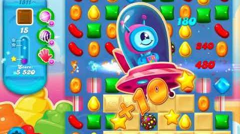 Candy Crush Soda Saga Level 1811