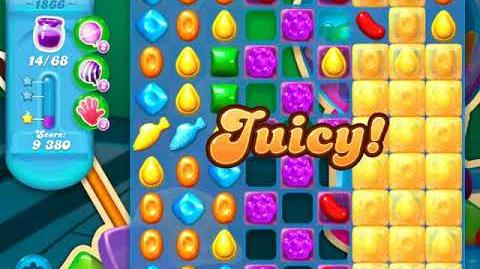 Candy Crush Soda Saga Level 1866