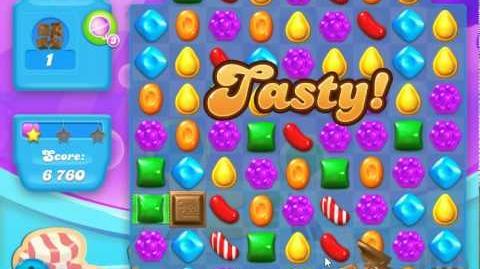Candy Crush Soda Saga Level 196(3 Stars)