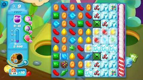 Candy Crush Soda Saga Level 2087