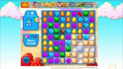 Candy Crush Soda Saga Level 40