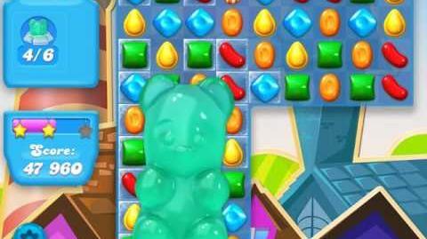 Candy Crush Soda Saga Level 4 (unreleased version 9)