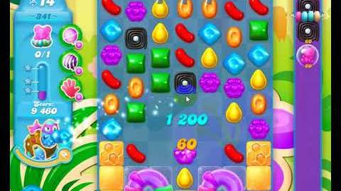 Candy Crush Friends Group SODA Level 341 3Stars 1st Update 291017