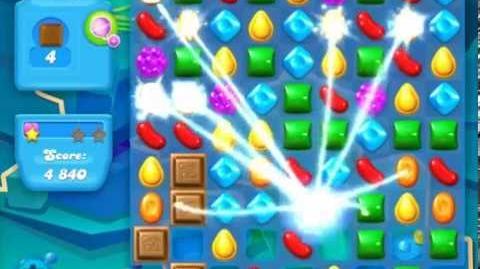 Candy Crush Soda Saga Level 56