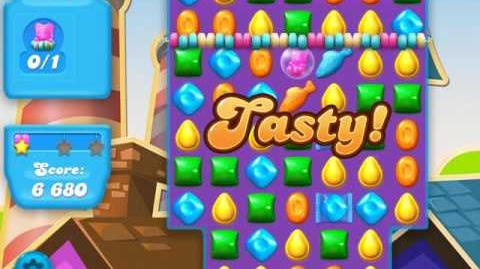 Candy Crush Soda Saga Level 5 (unreleased version 1)