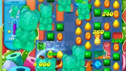 Candy Crush Soda Saga Level 2331 ***