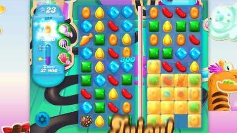 Candy Crush Soda Saga - Level 178 - No boosters