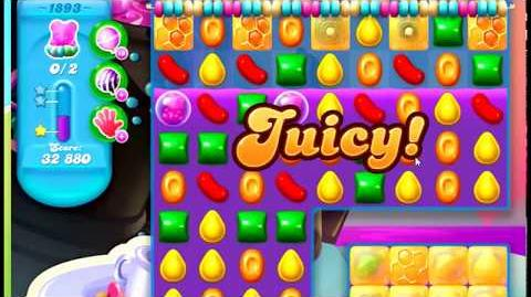Candy Crush Soda Saga Level 1893 **