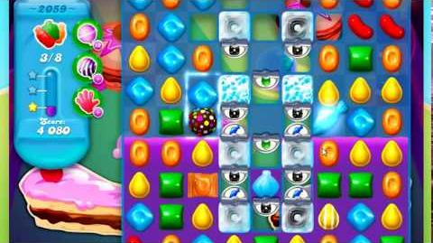 Candy Crush Soda Saga Level 2059 ***