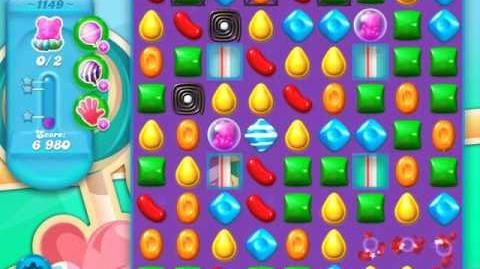 Candy Crush Soda Saga Level 1149 (unreleased version)