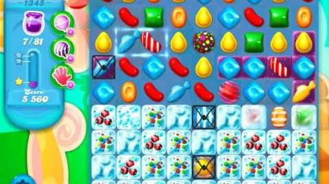 Candy Crush Soda Saga Level 1345 (5th version)