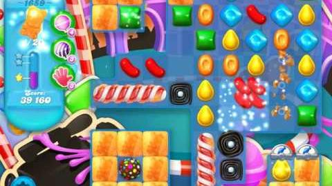 Candy Crush Soda Saga Level 1659 (3 Stars)