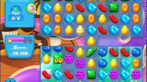Candy Crush Soda Saga Level 115 (2nd version, 3 Stars)