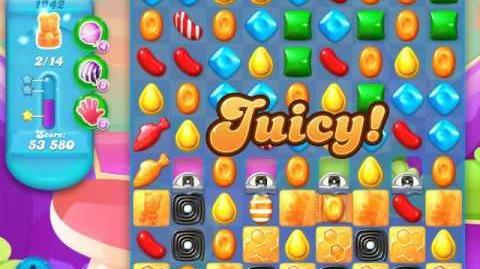 Candy Crush Soda Saga Level 1242 (3 Stars)