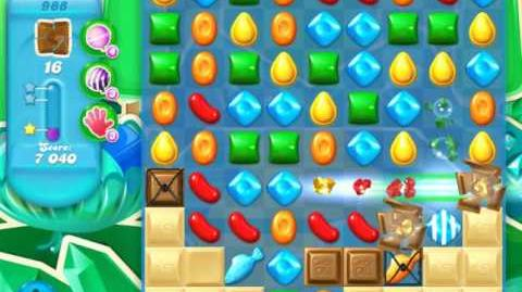 Candy Crush Soda Saga Level 988 (2nd buffed)
