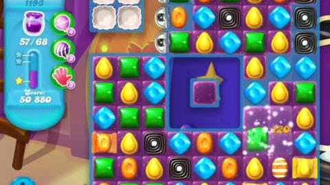 Candy Crush Soda Saga Level 1193 (buffed)