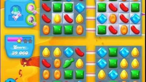 Candy Crush Soda Saga Level 252 (3 Stars)