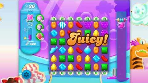 Candy Crush Soda Saga - Level 200 - No boosters