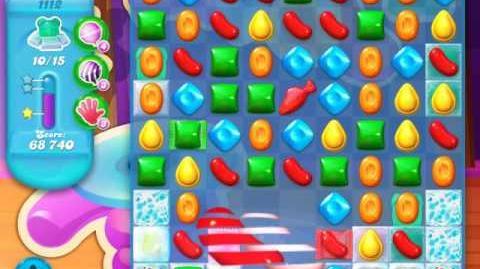 Candy Crush Soda Saga Level 1112 (3 Stars)