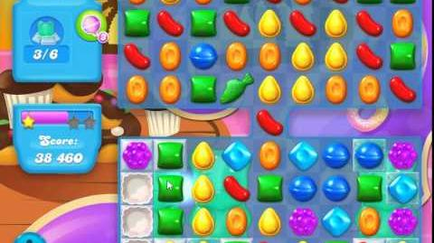 Candy Crush Soda Saga Level 115 (4th version, 3 Stars)