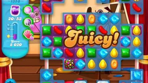 Candy Crush Soda Saga Level 1350 (3 Stars)