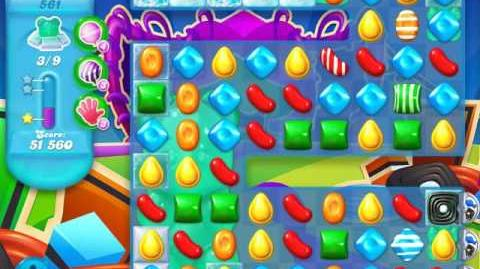 Candy Crush Soda Saga Level 561 (nerfed)