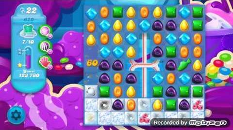 Candy Crush Soda Saga Level 620 (3 Stars)