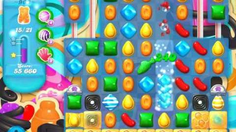 Candy Crush Soda Saga Level 963 (3 Stars)