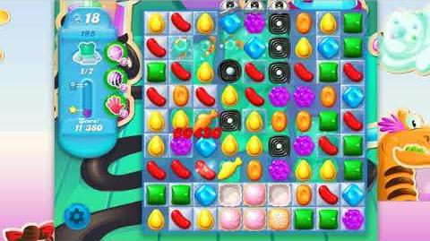 Candy Crush Soda Saga - Level 195 - No boosters