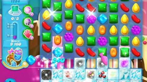 Candy Crush Soda Saga Level 1284 (nerfed)