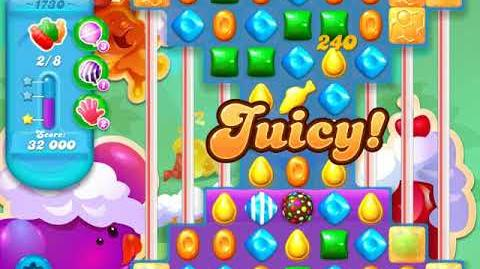 Candy Crush Soda Saga Level 1730 (3 Stars)