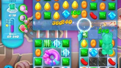 Candy Crush Soda Saga Level 1015 (3 Stars)